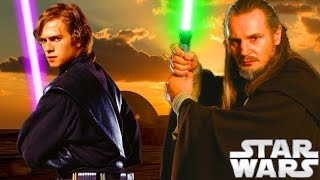 What if Qui Gon Jinn Trained Anakin Skywalker PART 2 - Star Wars Theory
