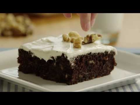 How to Make Zucchini Chocolate Cake | Cake Recipe | Allrecipes.com