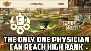 Physician Can't Reach High Rating? You're Goblok! Gameplay by HealMehMeh - Dragon Nest M SEA