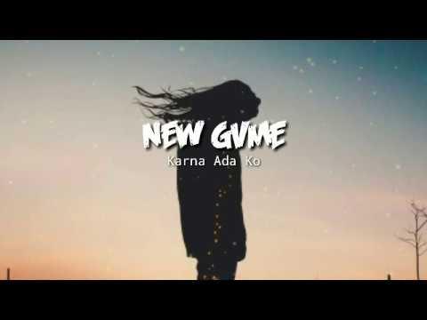 NEW GVME | KARNA ADA KO | COVER | VIDEO MUSIK