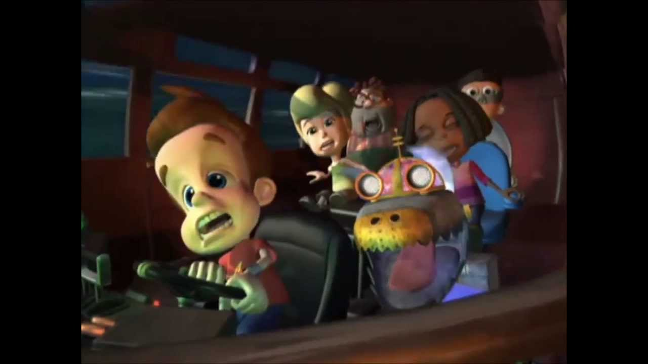 Jimmy Neutron Season 2 3 Theme Song Youtube
