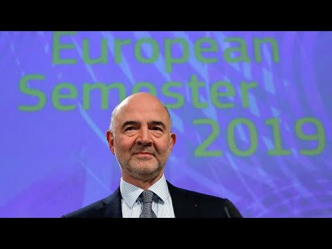 EU takes first step towards disciplinary procedures against Italy over budget plans