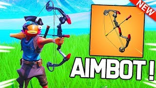 """I SORS MY AIMBOT WITH THE NEW ARME """"ARC EXPLOSIVE"""" ON FORTNITE!"""