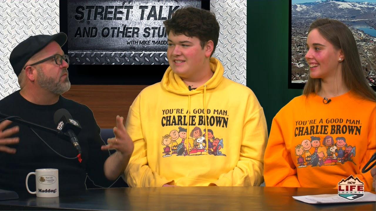 Street Talk & Other Stuff- You're a Good Man, Charlie Brown