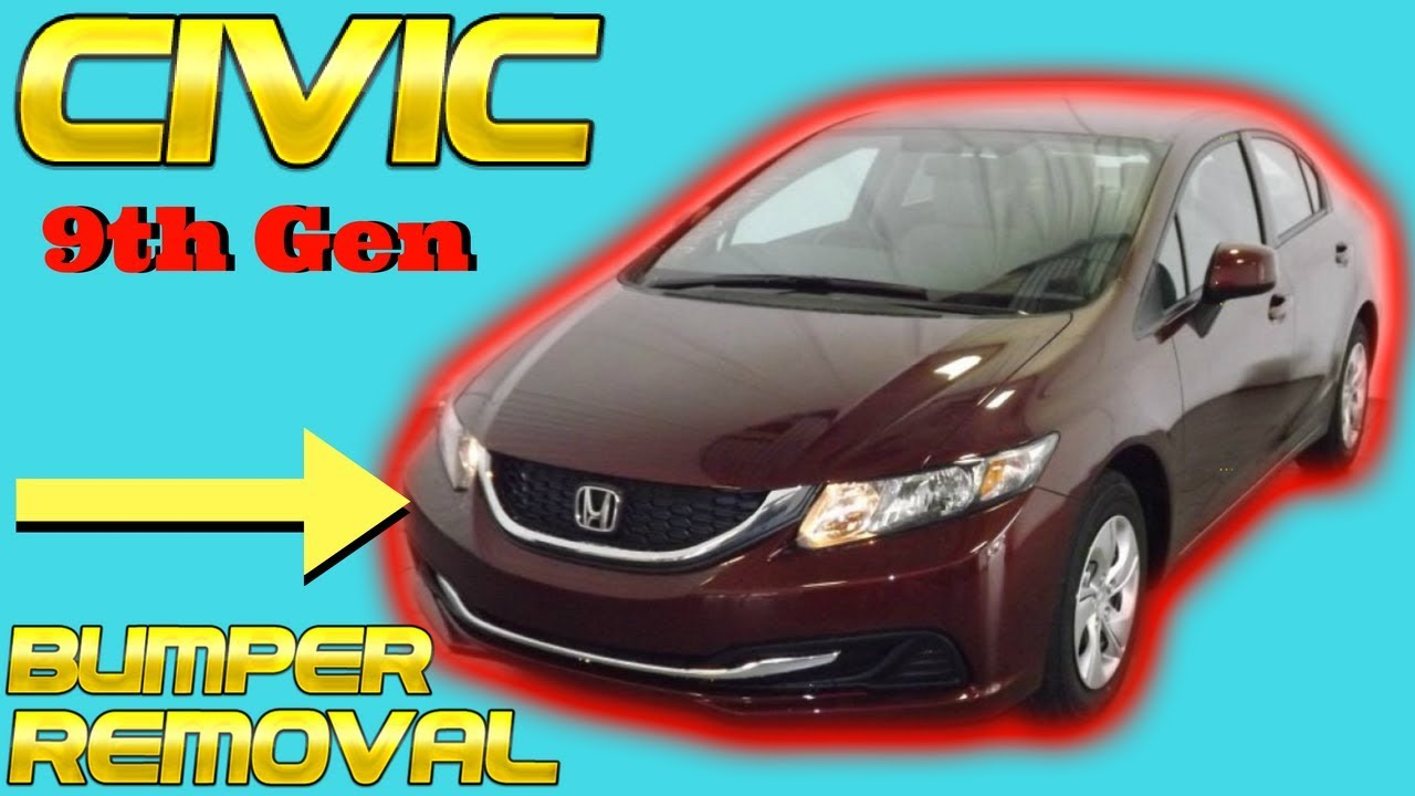 Bumper Bracket For 2012-2013 Honda Civic Rear Driver Side