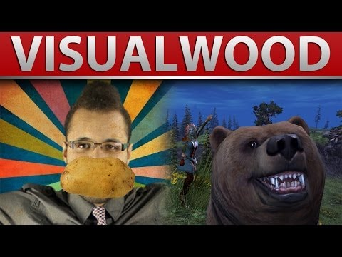 VisualWood Podcast EP26: Twitch Plays Lions Arch With 100k Polygons