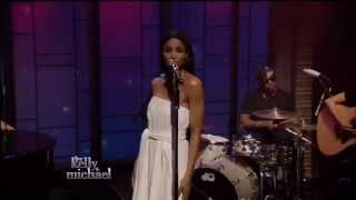 Ciara - I Bet (LIVE with Kelly & Michael 4-3-15)