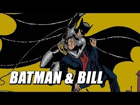 Batman & Bill | The Hidden Origin of Batman | Bob Kane and Bill Finger | Hulu | Discussing Comics