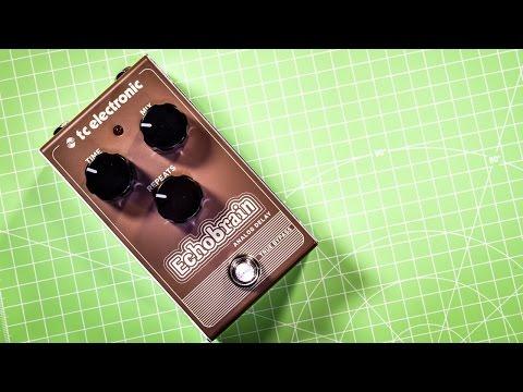 TC Electronic ECHOBRAIN (Analog Delay) - in depth review