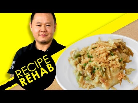 Easy and Healthy Chicken Casserole I Recipe Rehab I Everyday Health