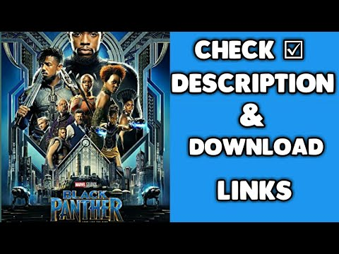 black panther full movie download in hindi bluray 480p