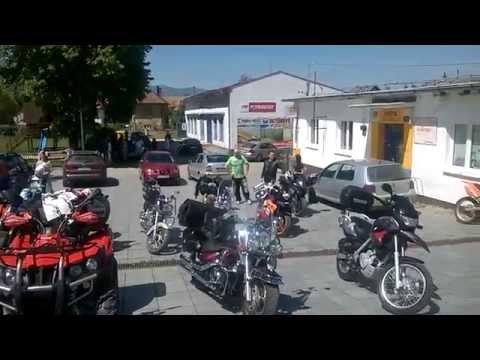 Liptovské Sliače Posvätenie Motocyklov 2014 01