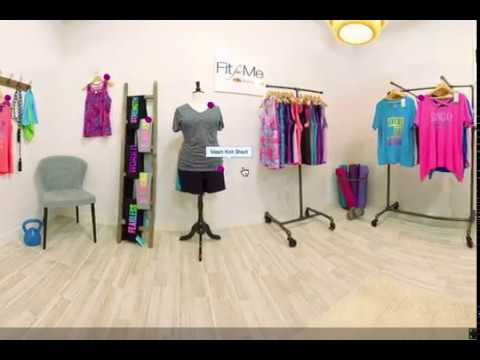 Virtual Reality Fit For Me by Fruit of the Loom Shopping Experience