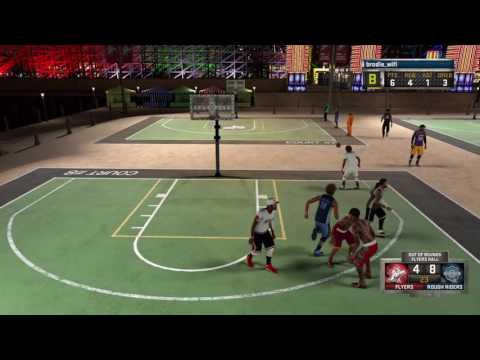 NBA 2K16_gameplay Brodie Wifi Rivet City games _visit to old town