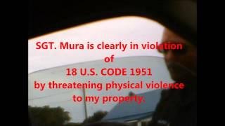 5th Amendment police stop