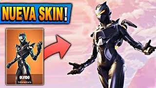 *NEW* SKIN LEGENDARY FORGET in Fortnite: Battle Royale (NEW STORE)