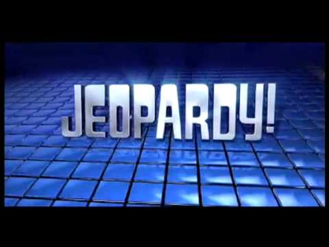 Jeopardy! 2008 Think Music Mix
