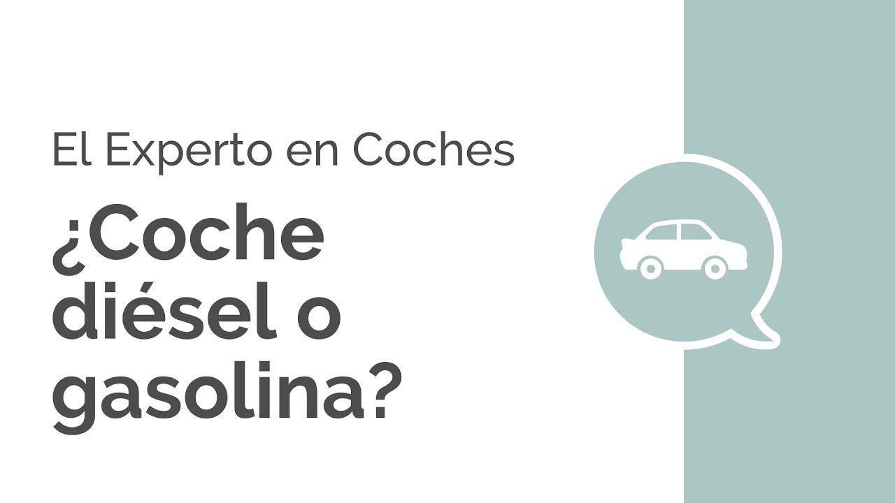 Coche Diesel O Gasolina Experto En Coches Comparador De