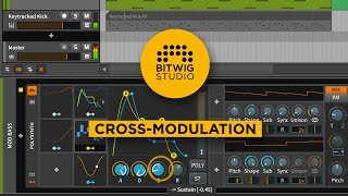 Bitwig Studio 2 Key Features: Cross-Modulation