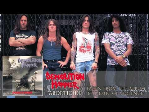 DEMOLITION HAMMER - Aborticide (Album Track)