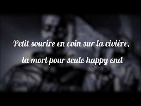 Vald - Gris - PAROLES / LYRICS + musique