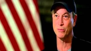 Injured Marine Surprises Lt. Dan as ESPN Cameras Roll