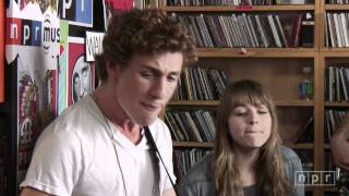 Givers: NPR Music Tiny Desk Concert YouTube Videos