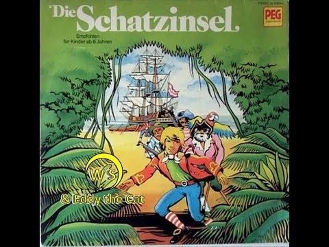 Die Schatzinsel - Hörspiel - Märchen - PEG