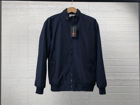 Áo khoác dù nam cao cấp dáng áo đứng, phù hợp nhiều phong cách - LOTSOC02