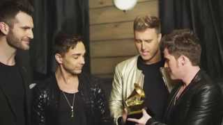 Repeat youtube video 2014 Grammy Record of the Year Mashup | All About That Bass x Chandelier & more | Anthem Lights