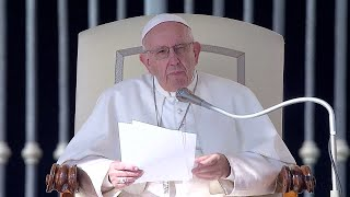Pope Francis says abortion is like hiring 'contract killer'