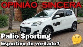 Palio Sporting - Um carro comum adesivado ou é realmente um esportivo? thumbnail