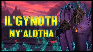 Il'gynoth, Corruption Reborn - Ny'alotha, The Waking City - 8.3 PTR - FATBOSS