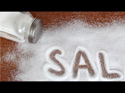 Alimentação Saudável - Consumo de Sal e Gordura