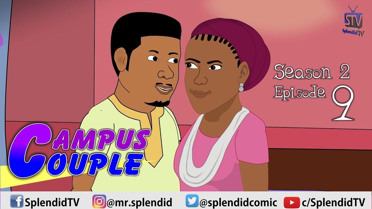 Download CAMPUS COUPLE S2 EP9 (Splendid TV) (Splendid Cartoon)