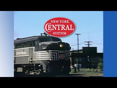 New York Central Odyssey Vol-1 Remastered to HD