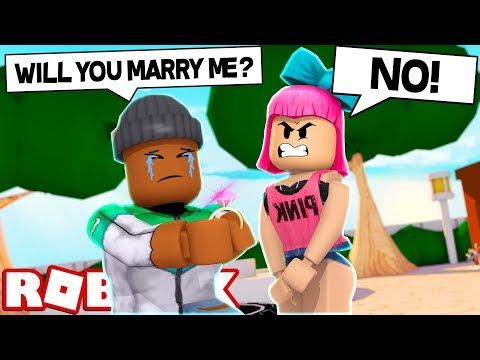 ONLINE DATING IN ROBLOX