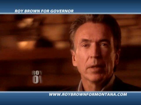 Laugh - Roy Brown and Steve Daines Ad