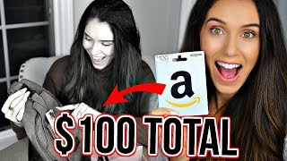 10 BEST AMAZON Items For $100 TOTAL!