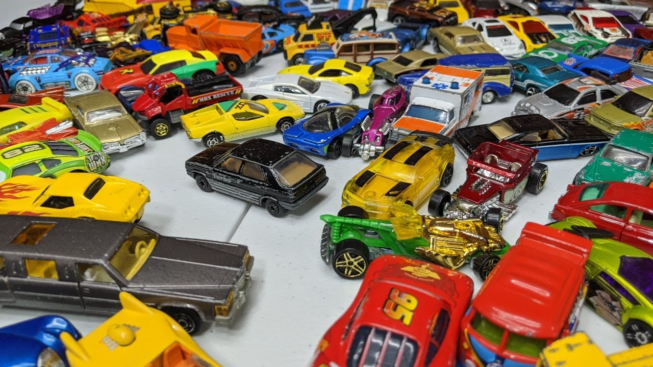 Cars, Excavator, Disney Lighting McQueen  Cars Toys for Kids