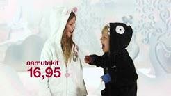 Seppälän Joulu 2011 - Lasten aamutakit