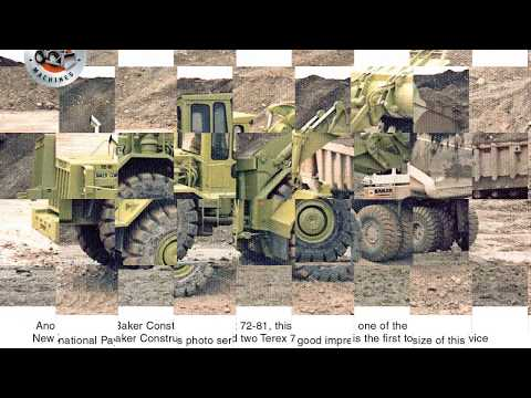 Legendary loaders: The Terex 72-81 loader
