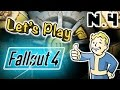 Let's Play Fallout 4- Cleaning up the town- Episode 4