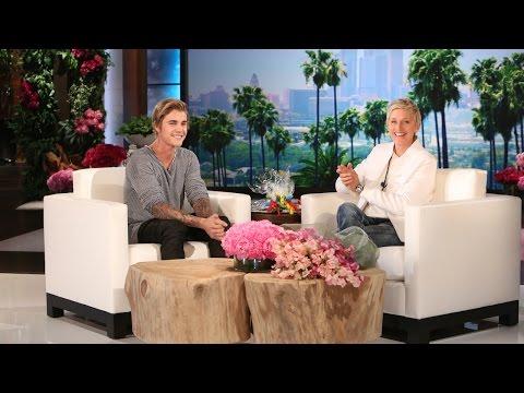 Surprise! It's Justin Bieber