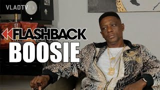 Boosie on Spending 3.5 Years on Death Row (Flashback)