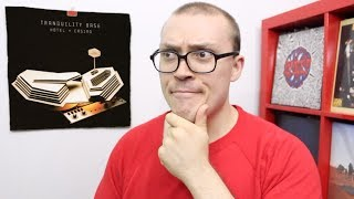 Arctic Monkeys - Tranquility Base Hotel + Casino ALBUM REVIEW