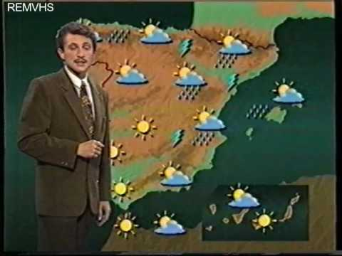 Canal sur tv cierre el diario 2 y el tiempo 4 10 91 - Jose antonio gavira ...