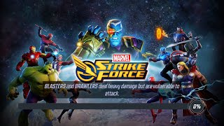 MARVEL Strike Force game ELEKTRA vs NINJAS