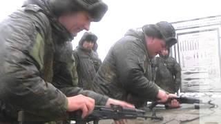 Обменяться опытом боевой подготовки и обучения личного состава