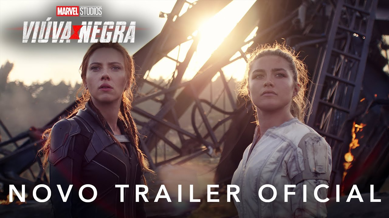 Viúva Negra | Marvel Studios | Trailer Oficial Dublado